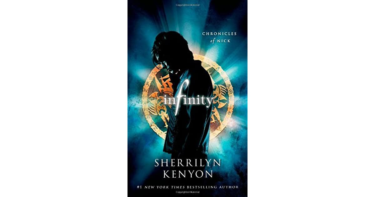 Infinity chronicles of nick 1 by sherrilyn kenyon fandeluxe Gallery