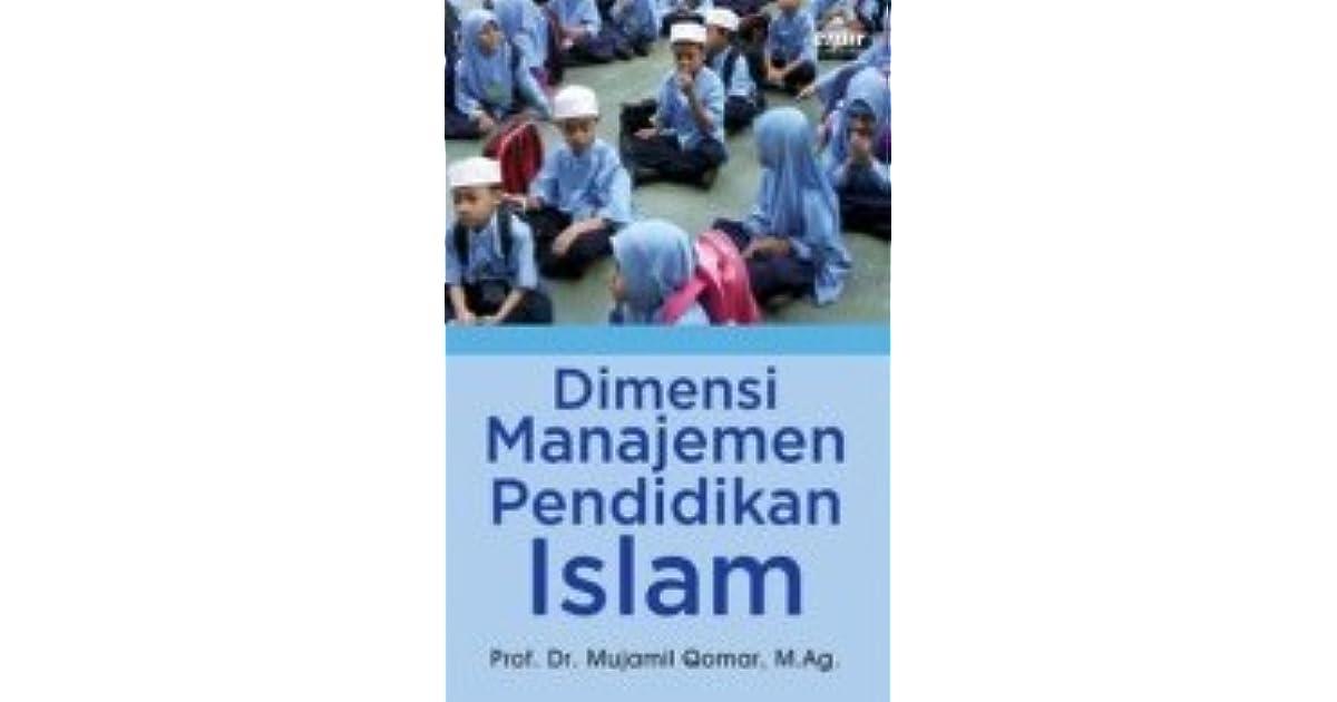 Ebook Manajemen Pendidikan Islam