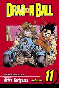 Dragon Ball, Vol. 11: The Eyes of Tenshinhan (Dragon Ball, #11)