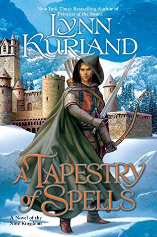 A Tapestry of Spells (Nine Kingdoms #4)