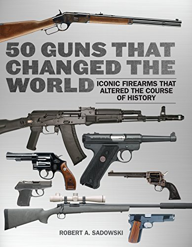 50 Guns That Changed the World - Iconic Firearms That Altered the Course of History