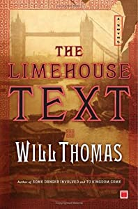 The Limehouse Text (Barker & Llewelyn, #3)