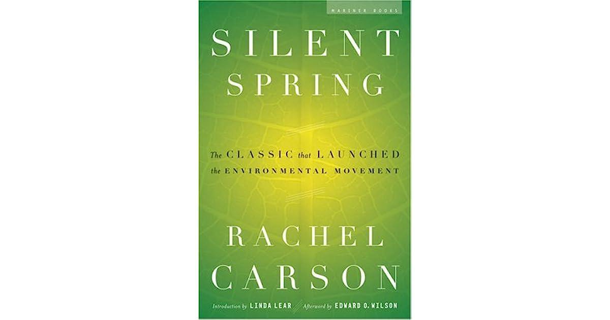 Silent Spring Ebook