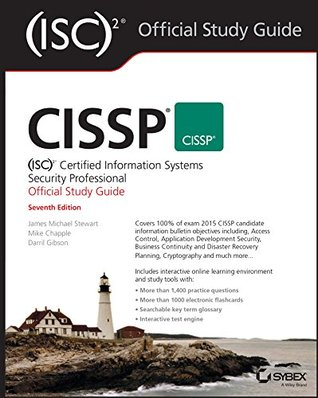 CISSP (ISC)2 Certified Information Systems Security Professio... by James Michael Stewart