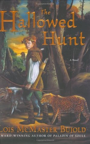 The Hallowed Hunt by Lois McMaster Bujold