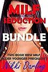 MILF Seduction: Two Book BBW MILF Older Younger Pregnancy Bundle