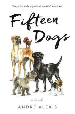 Fifteen Dogs (Quincunx, #2)