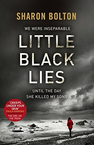 Little Black Lies by Sharon J. Bolton