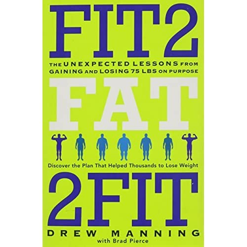 Fit 2 Fat 2 Fit Book