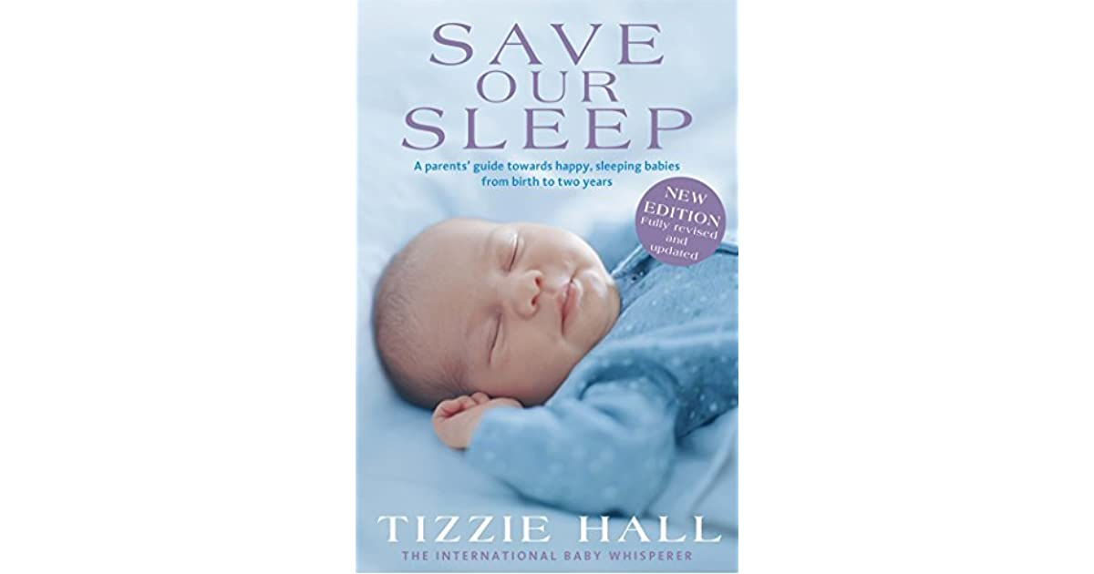 save our sleep book by tizzie hall
