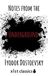 Book cover for Notes from the Underground