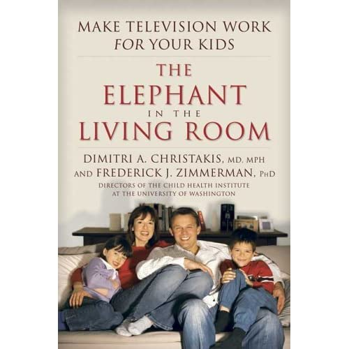 the elephant in the living room make television work for 47578