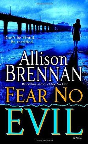 Fear No Evil (No Evil Trilogy, #3)