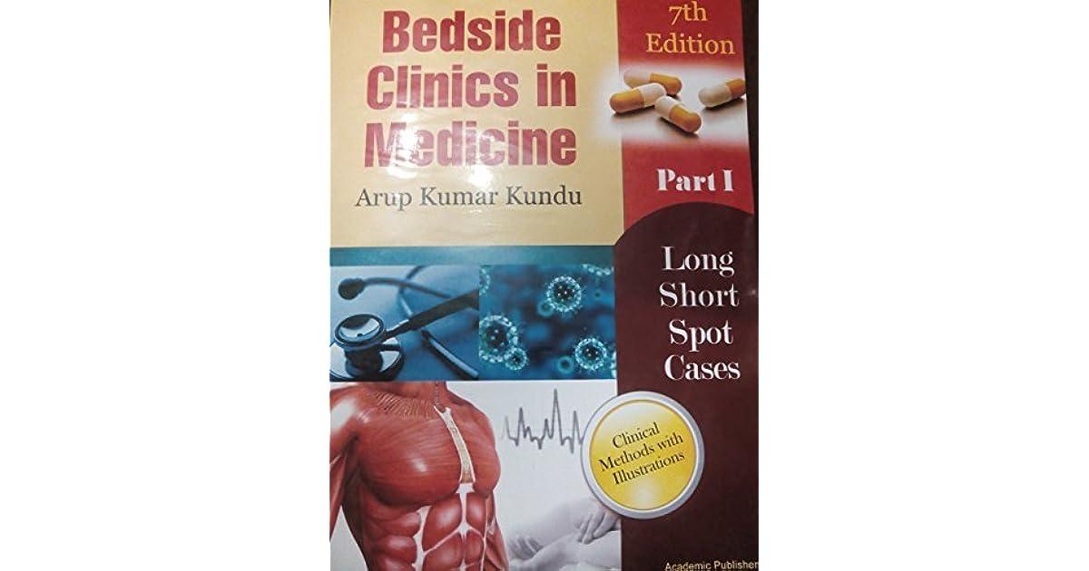 Kundu Bedside Clinics In Medicine Pdf