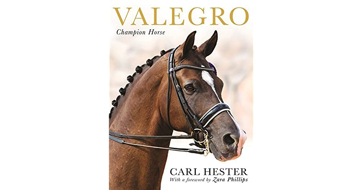 Valegro Champion Horse By Carl Hester