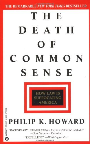 The Death of Common Sense- How