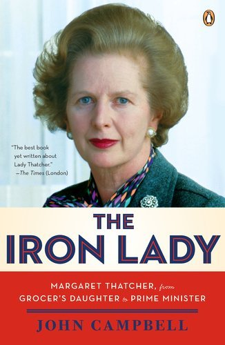 Campbell John, Freeman David - The Iron Lady
