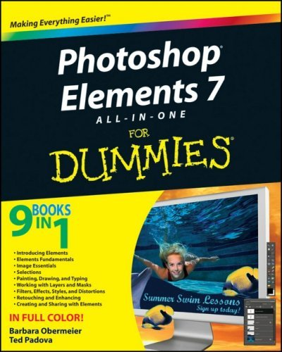 Photoshop Elements 7 All-in-One for Dummies (ISBN - 0470434139)