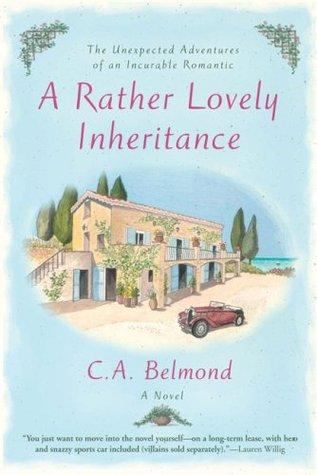 A Rather Lovely Inheritance (Penny Nichols, #1)