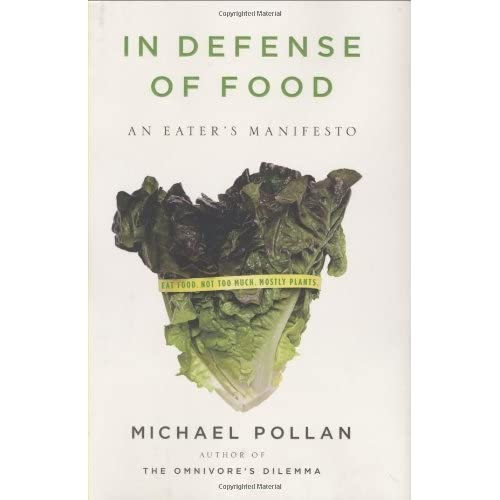 a reading analysis of michael pollans environmental book why bother