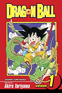 Dragon Ball, Vol. 1: The Monkey King (Dragon Ball, #1)