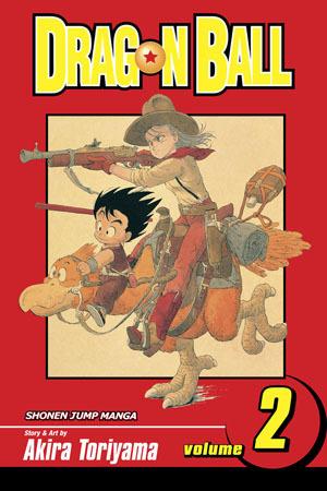 Dragon Ball Vol 2 Wish Upon A Dragon By Akira Toriyama