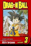 Dragon Ball, Vol. 3: The Training of Kame-Sen'nin (Dragon Ball, #3)