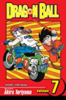 Dragon Ball, Vol. 7: General Blue and the Pirate Treasure (Dragon Ball, #7)