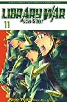 Library War Love & War vol. 11 (Library War Love & War, #11)