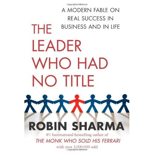 a modern fable on real success The leader who had no title: a modern fable on real success in business and life home / motivational books / management and leadership / the leader who had no title: a modern fable on real success in business and life.