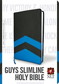 Guys Slimline Bible-NLT