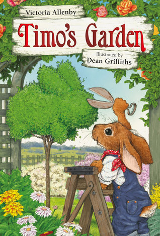 Timo's Garden by Victoria Allenby