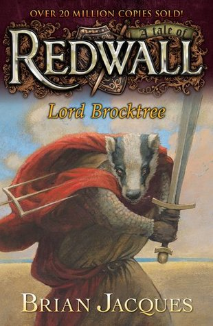 Lord Brocktree (Redwall, #13)