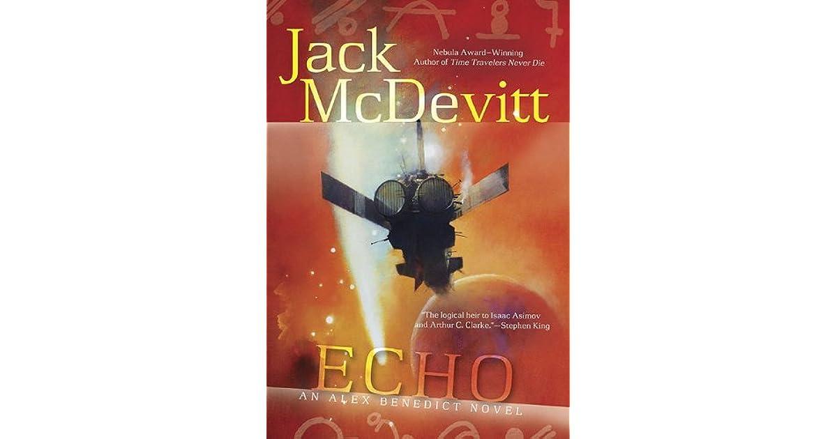 Echo Alex Benedict 5 By Jack Mcdevitt