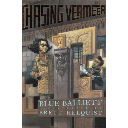 chasing vermeer Chasing vermeer written by blue balliett , illustrated by brett helquist secrets, lies and mysteries surround the work of one of the greatest artists of all time.