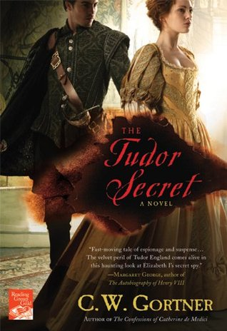 The Tudor Secret (The Spymaster Chronicles, #1)