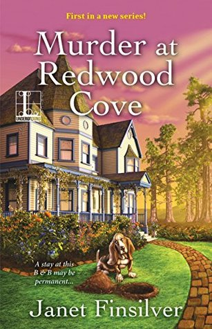 Murder at Redwood Cove (A Kelly Jackson Mystery, #1)