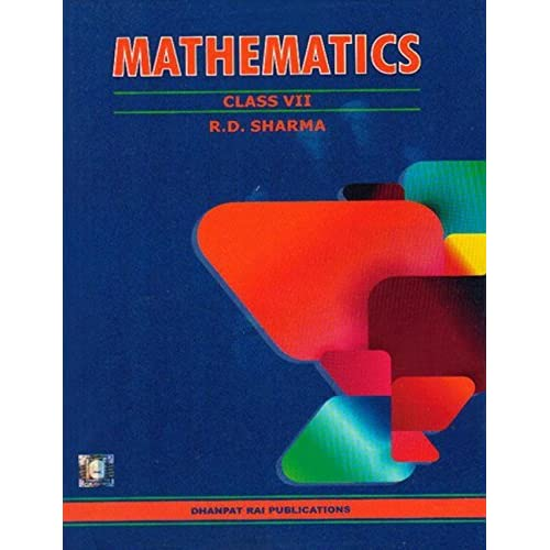 Rd Sharma Math Book Pdf
