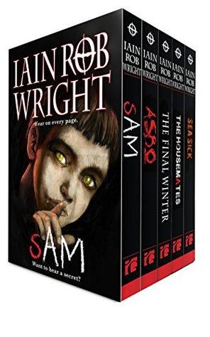 The BIG Horror Box Set (5 books) (Damienverse, #1-5)