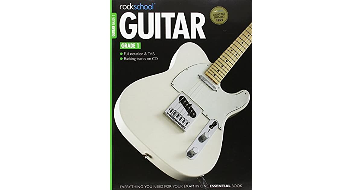 Rockschool Guitar Grade 1 Pdf