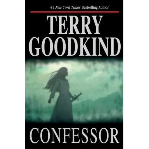Confessor Sword Of Truth 11 By Terry Goodkind