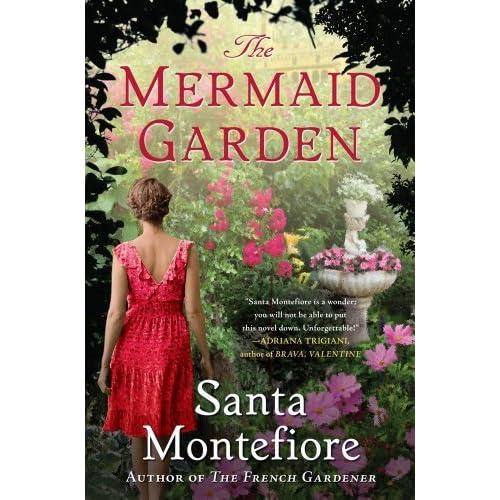 Ebook The Mermaid Garden By Santa Montefiore