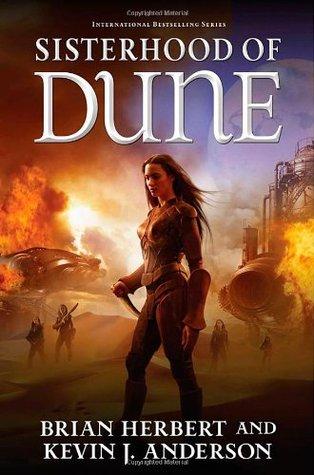 Sisterhood of Dune (Schools of Dune #1)