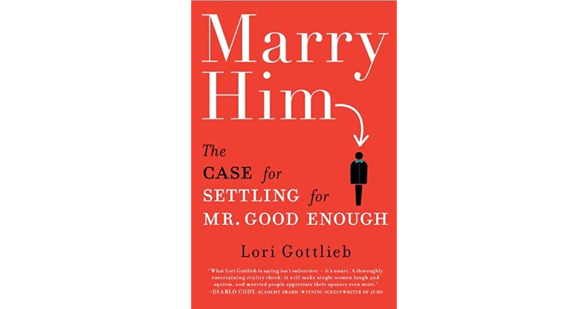 Lori gottlieb marry him