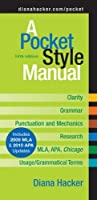 A Pocket Style Manual: Includes 2009 Mla & 2010 Apa Updates