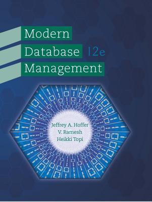 Hoffer: Modern Database Manageme _12