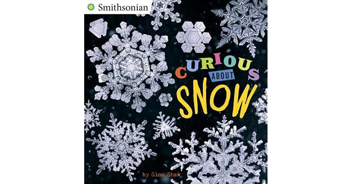 Image result for curious about snow book