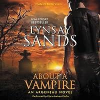 About a Vampire (Argeneau, #22)