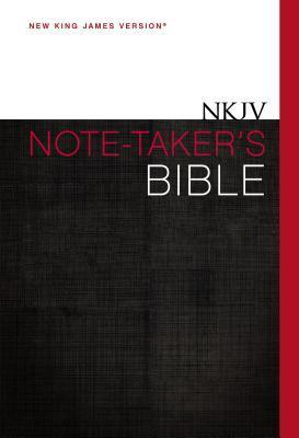 Note-Taker's Bible-NKJV