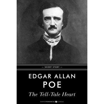 a brief analysis of the tell tale heart by edgar allan poe The conflict in the short story the tell-tale heart, by edgar allan poe is the old man's evil eye the killer (younger man) could not stand the eye.